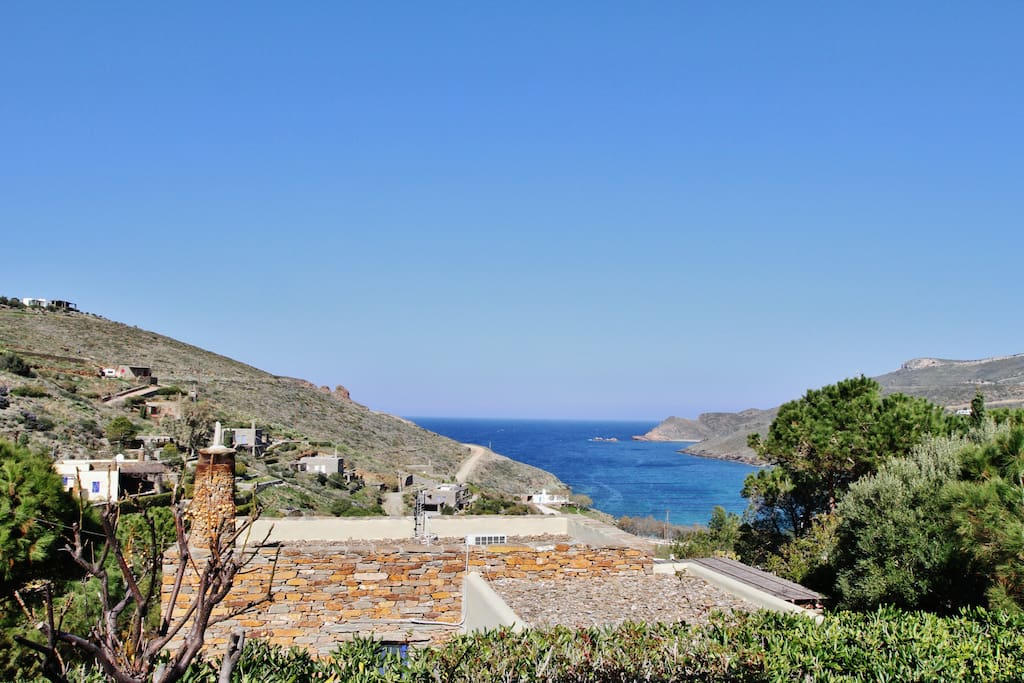 Otzias bay view