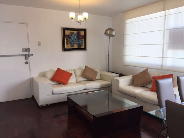 Nice Apartment in the tourist center of Miraflores - Miraflores