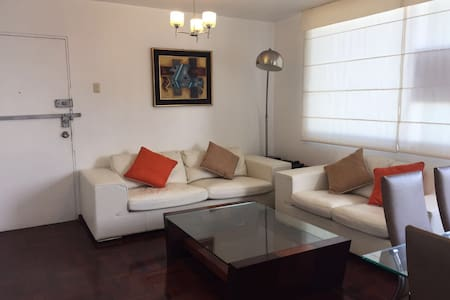 Nice Apartment in the tourist center of Miraflores - Miraflores - Apartment