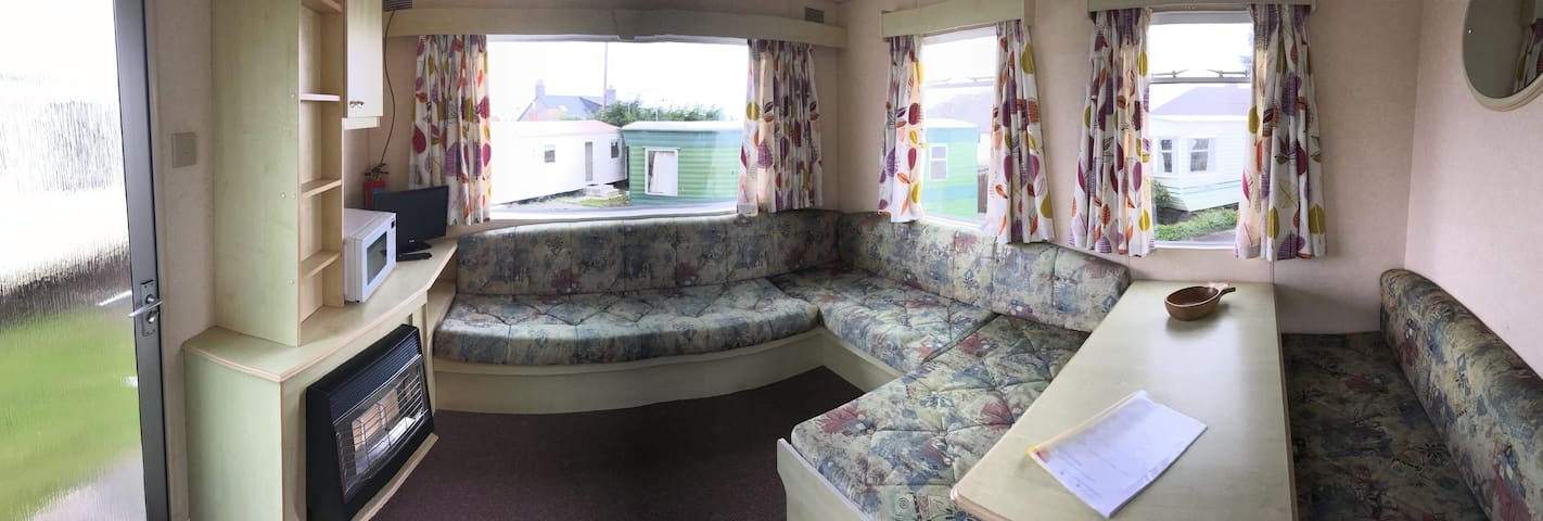 Caravan 5 at Northfield Holiday Park