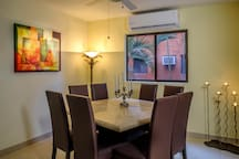 Comedor / Dinner room