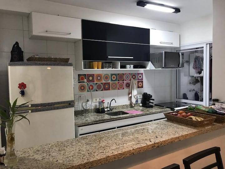 Apartamento a 20 minutos do aeroporto de cumbica
