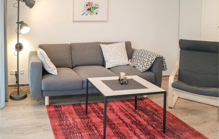 Holiday apartment with 1 bedroom on 45m² in Graal-Müritz