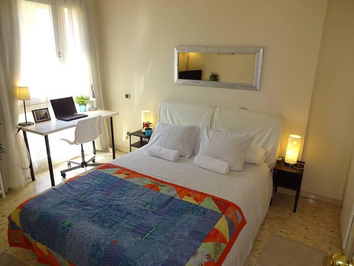 4.1Barcelona Sabadell Private Room, Baño Privado
