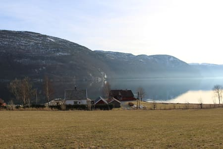 Breathtaking Fjord in Norway,Cabin2 - Stuga