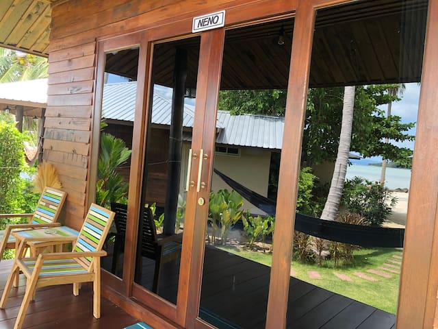 ITSARA private beach - Neno bungalow
