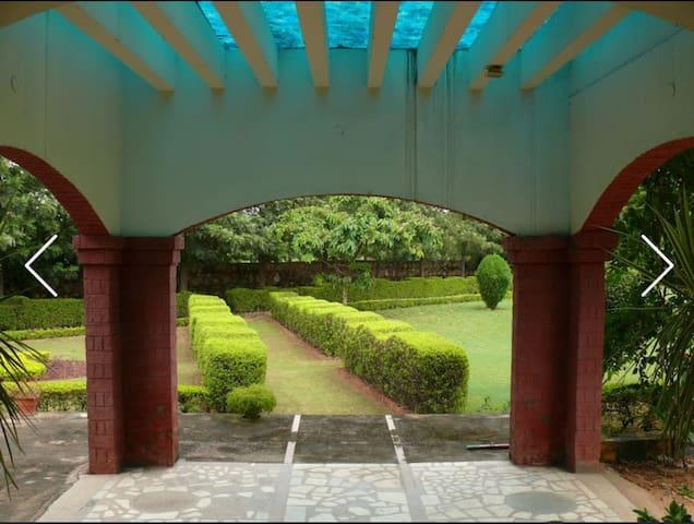 Aravali Green Adventure Farm