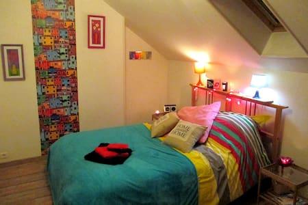 très belle chambre 10 min ROUEN - Rouen
