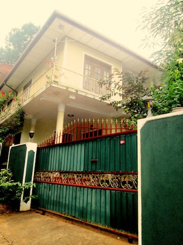 Great hospitality In Hill Country - Kandy - Apartment