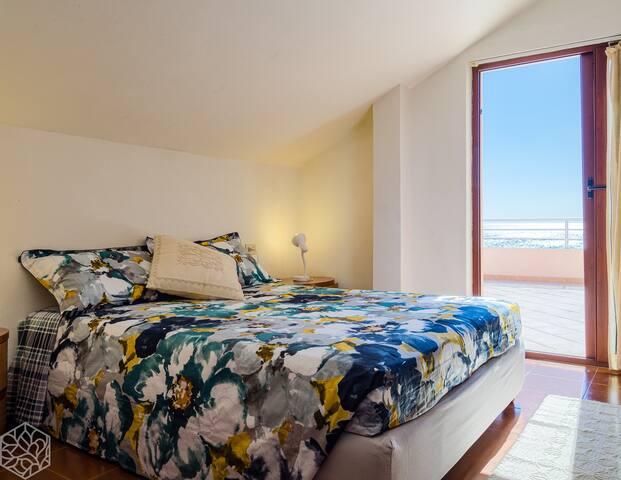 Villa 61 - villa fronte mare Nodu Pianu, 3 camere, 7 ospiti