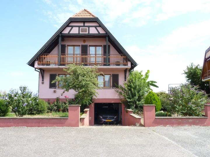 Maison entière au calme près de Strasbourg