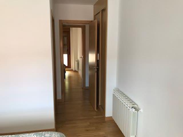 Corredor al dormitorio #2