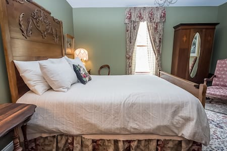 The Walnut Suite at The Marie Bed and Breakfast