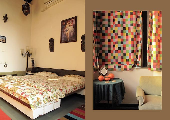Moroccan Room at The Brook - Karjat - Villa