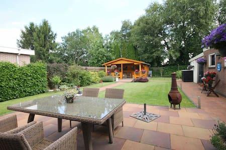 Vrijstaande woning met grote tuin nabij Emmen - Zwartemeer