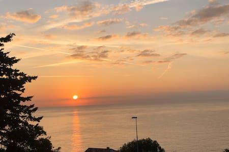 A DREAM: vue mer exceptionnelle, 20m de la plage