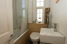 Bathroom, with shower & bath