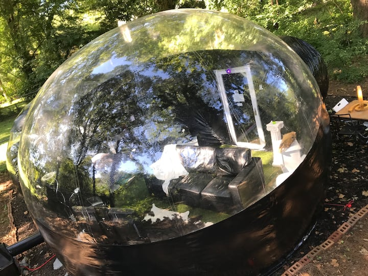 Alien Bubble Tent