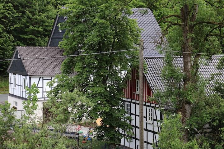 Gruppenhaus Donner an der Wenne & SauerlandRadring