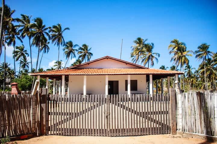 Casa do Professor na Praia de Icaraizinho