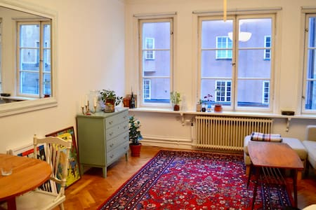 Beautiful 1 room apt. Södermalm great location - 斯德哥爾摩 - 公寓