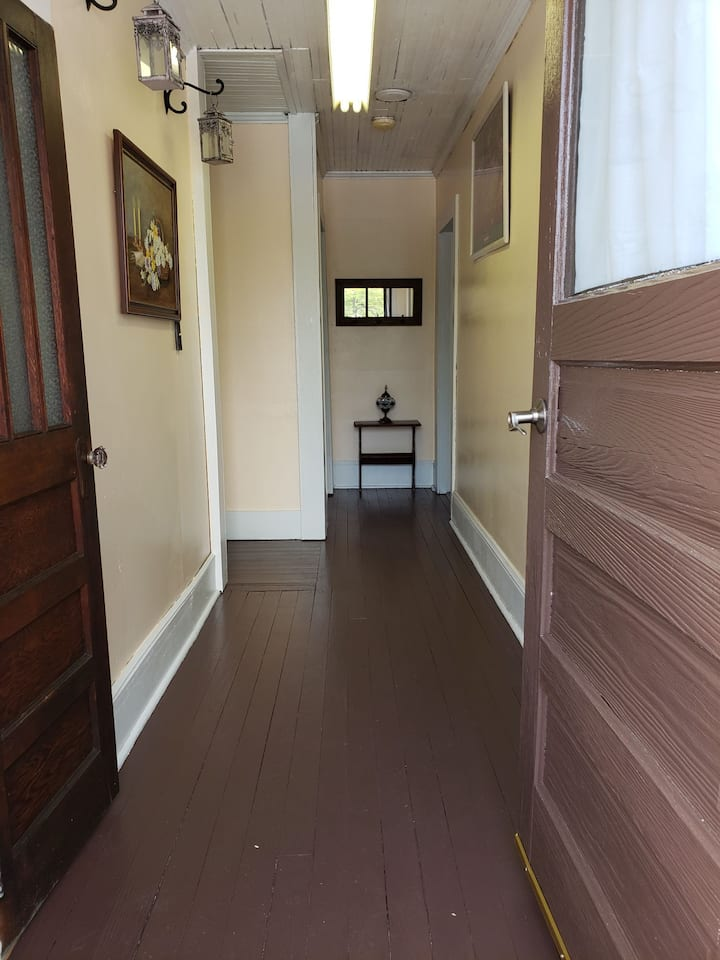 Historic Downtown Mount Gilead, NC Apartment