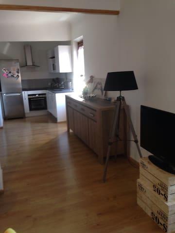 appartement cosy centre village - Venelles - Wohnung