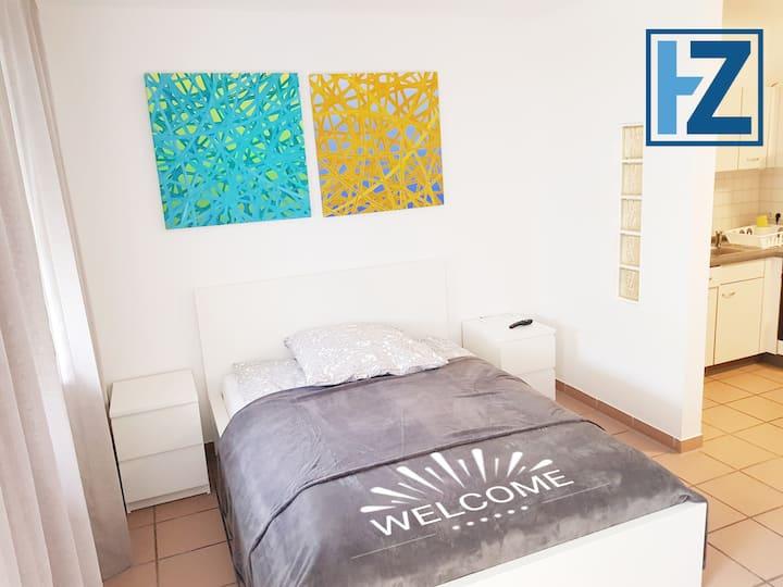 Wohnung + Balkon Nähe Audi/Innenstadt/Westpark W25