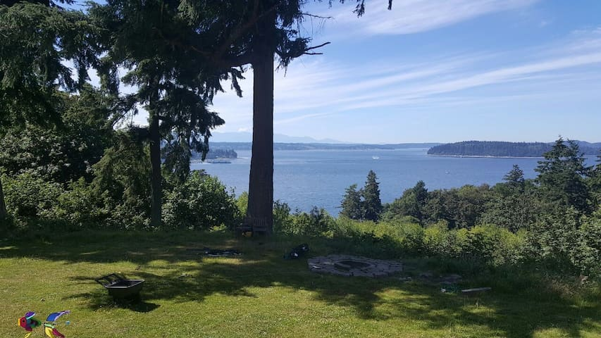 City Escape: A Ferry Ride Away! - Vashon - Dům