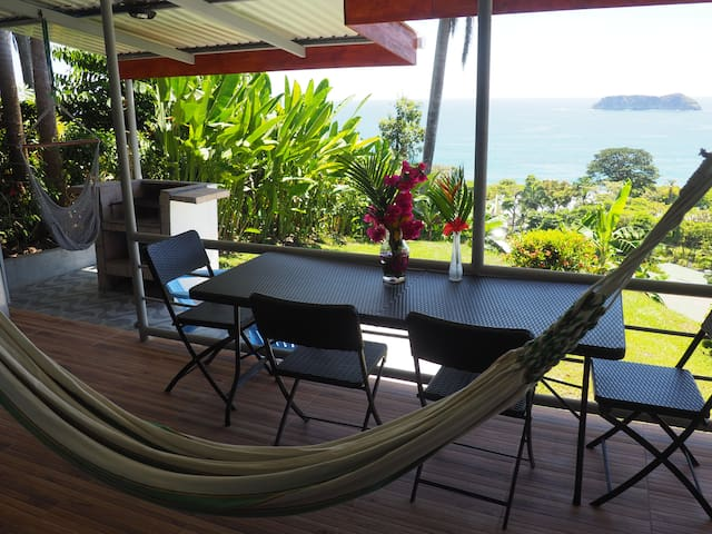 Manuel Antonio ~ Terrace&Kitchen ~ Ocean View