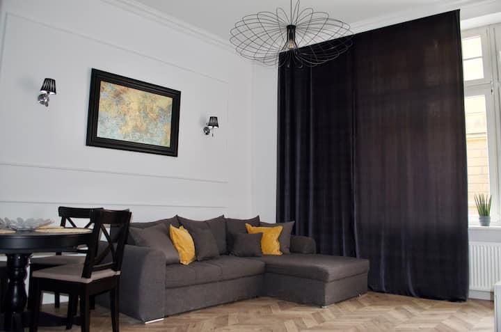 Bydgoszcz apartament w sercu miasta