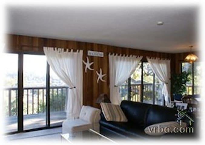 Beautiful Aptos Oceanview Home