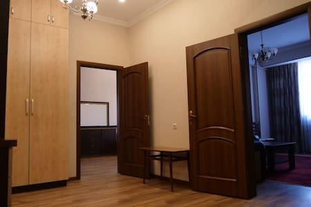 Fully furnished apartment in the center with WIFI