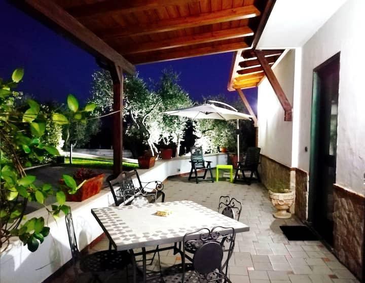 """B&B Maison Villa Vittorio """"Appartamento ULIVO"""""""