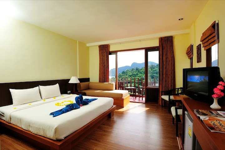 Deluxe Room Only without Breakfast