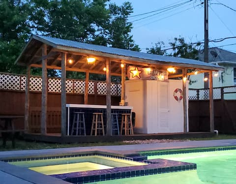 Relax at Starfish Cottage - Private Pool & Hot Tub