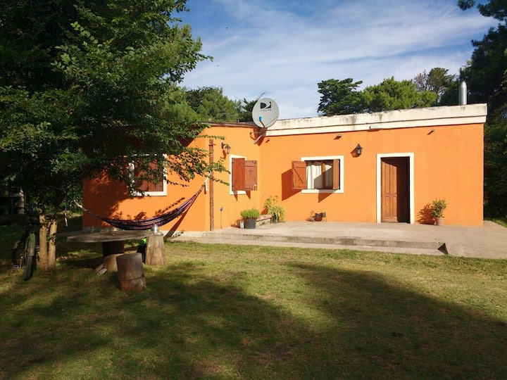 Casa quinta en Villa del Deportista