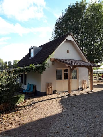 ,Cottage, Nature Close to Rotterdam