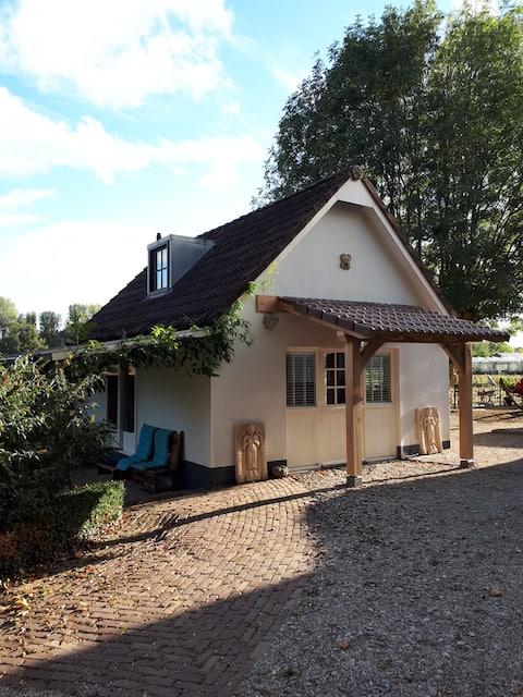,Cottage, Nature Close to Rotterdam