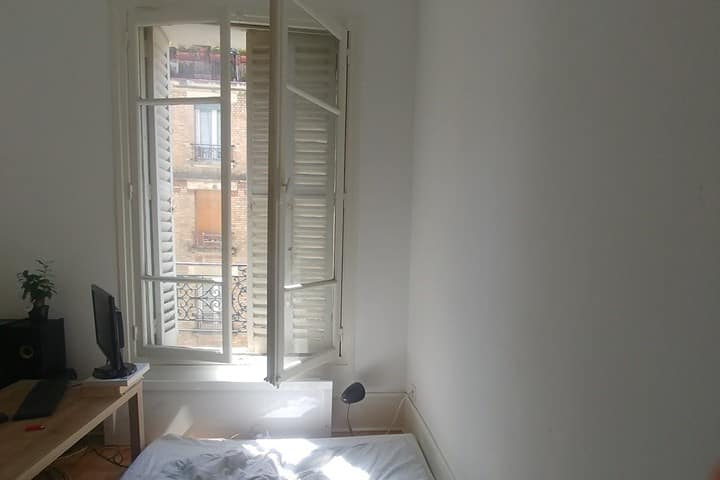 Studio 15e arrondissement - monthly