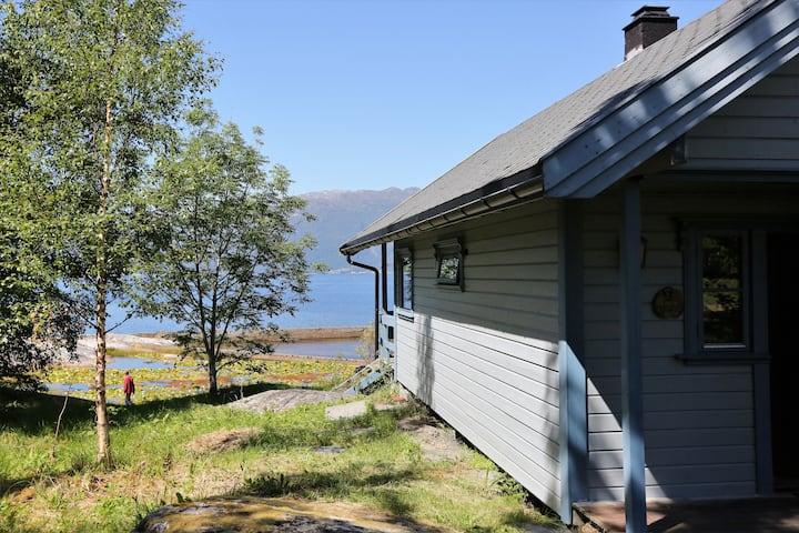 Cozy cabin in beautiful Hardangerfjord