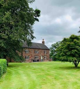 Barnes Lea farmhouse