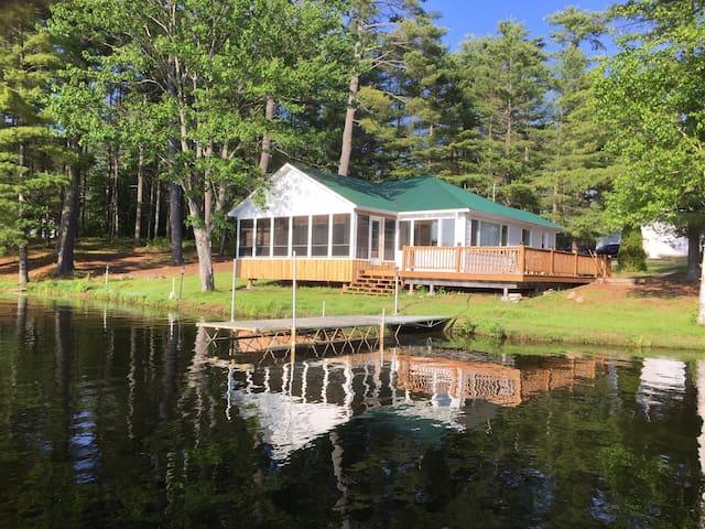 Beautiful family cottage to enjoy
