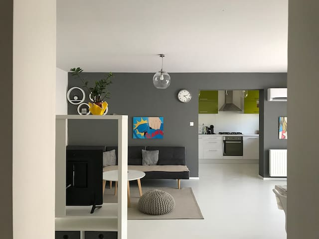 Modern flat in the city centre (Baja)