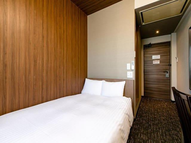 9min->Kamimizo Sta/Single Room/NoSmoke/Breakfast