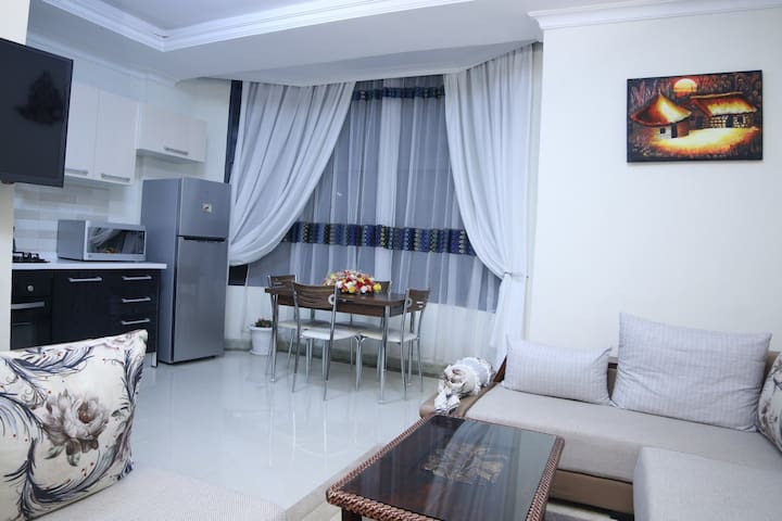 NEW Furnished Luxury Apartment 5 Min From Airport
