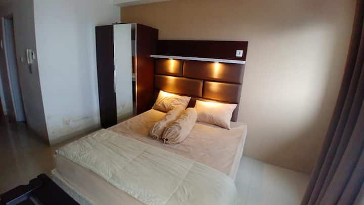 1BR Apartment Best Place in Jakarta Center Haryono