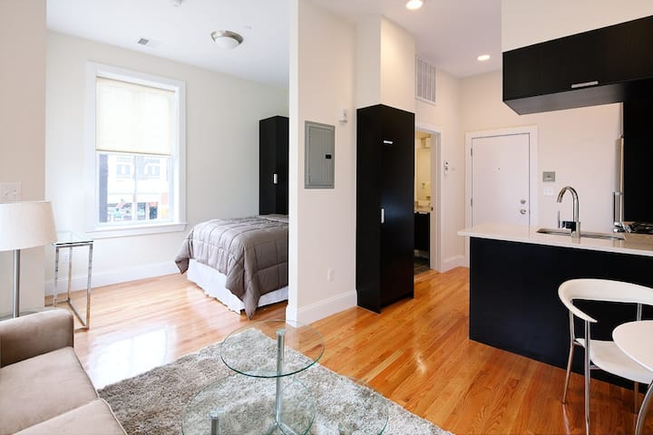 Experience Past|Enjoy Present|South End 1BR 1BA #2