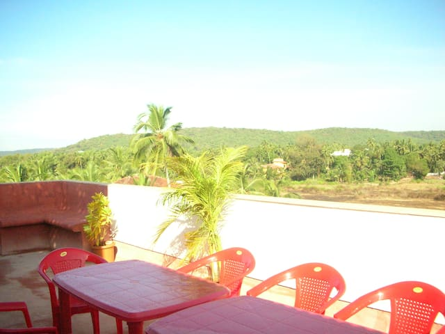 3 bedrooms + penthouse in Aropora - Saligao - Apartamento