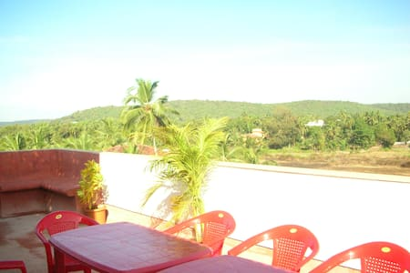 3 bedrooms + penthouse in Aropora - Saligao - Appartement